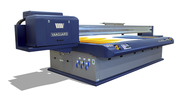 New Vanguard Flatbed Printers